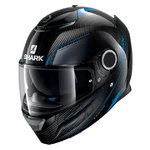 Casco SHARK Spartan Carbon Silicium DBA