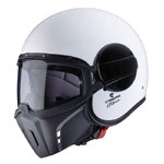 Casco CABERG Ghost Blanco