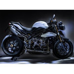 Protector de Motor Lightech Triumph Speed Triple 1050 2011>