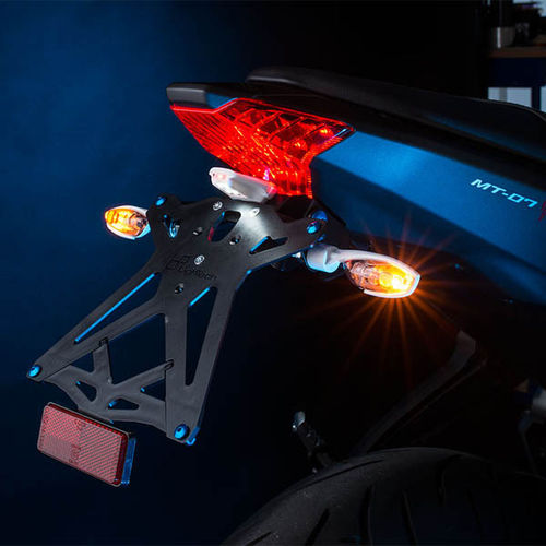 Portamatrícula Lightech Yamaha MT-07 2014>