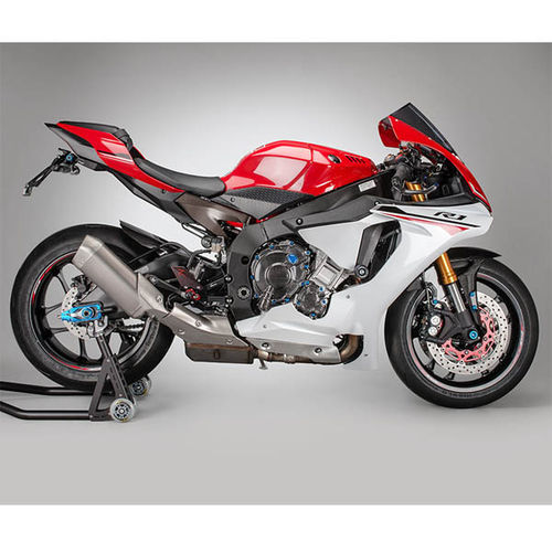 Portamatrícula Lightech Yamaha R1 2015>