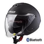 Casco LS2 OF573 Twister Bluetooth Matt Black