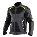 Chaqueta V Quattro SP21 Black Grey Yellow
