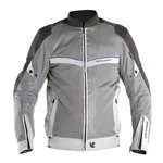 Chaqueta V Quattro VE21 Cream Grey Blue