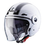 Casco CABERG Uptown Legend White Black