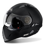 Casco AIROH J106 Matt Black