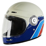 Casco Retro ORIGINE Vega Classic White