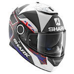 Casco SHARK Spartan Replica REDDING 2017 Mat KBW