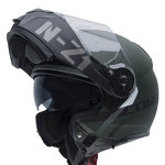 Casco NZI Combi 2 Duo Flydeck Green Matt
