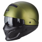 Casco SCORPION Exo Combat Matt Green