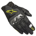 Guantes Alpinestars SMX-1 Air V2 Black Yellow