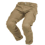 Pantalon By City Mixed Man Beige