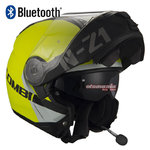 Casco NZI Combi 2 Duo Flydeck Yellow Bluetooth