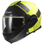 Casco LS2 FF399 Valiant Prox Matt Black Yellow