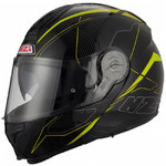 Casco NZI Combi 2 Duo Sword Black Yellow