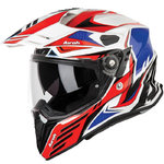Casco AIROH Commander Carbon Red