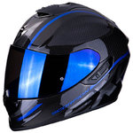 Casco Scorpion EXO 1400 Air Carbon Grand Azul