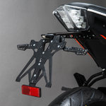 Portamatrícula Lightech KTM Duke 125/390 2017>