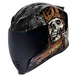 Casco ICON Airflite Uncle Dave Black