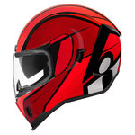 Casco ICON Airform Conflux Red