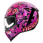 Casco ICON Airform Illuminatus Pink