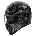 Casco ICON Airform Lycan Black