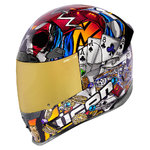 Casco ICON Airframe Pro Luckylid3 Gold