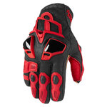 Guantes ICON Hypersport Short Red