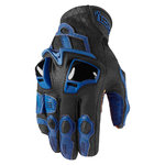 Guantes ICON Hypersport Short Blue