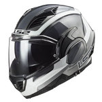 Casco LS2 FF900 Valiant II Orbit Jeans