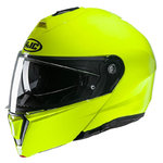 Casco HJC I90 Solid Fluo Yellow