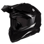 Casco MT Falcon Solid Negro