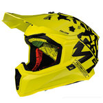 Casco MT Falcon Karson Amarillo mate