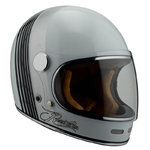 Casco By City Roadster White II