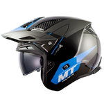 Casco MT District SV Summit Gloss Blue