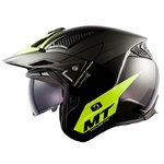 Casco MT District SV Summit Gloss Yellow