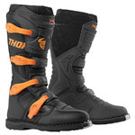 Botas THOR Blitz XP Grey Orange