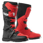 Botas THOR Blitz XP Red Black
