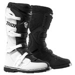 Botas THOR Blitz XP White Black