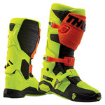 Botas THOR Radial Flo Orange Yellow