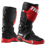 Botas THOR Radial Red Black