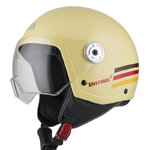 Casco NZI Vintage 3 Triband Cream Gold