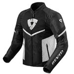 Chaqueta REVIT ARC AIR Black White