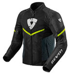 Chaqueta REVIT ARC AIR Black Yellow