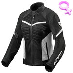 Chaqueta REVIT ARC AIR Lady Black White