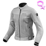 Chaqueta REVIT ECLIPSE AIR Lady Silver