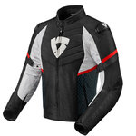 Chaqueta REVIT ARC H2O Black Red