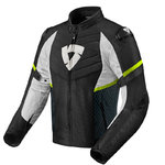Chaqueta REVIT ARC H2O Black Yellow