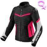 Chaqueta REVIT ARC H2O Lady Black Pink