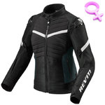 Chaqueta REVIT ARC H2O Lady Black White